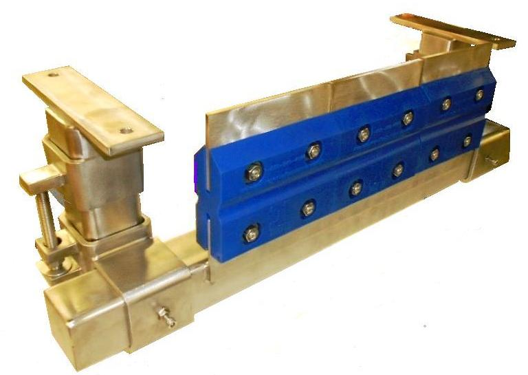 Conveyor Belt Scraper CBC Food Grade Stainless Steel FDA Approved