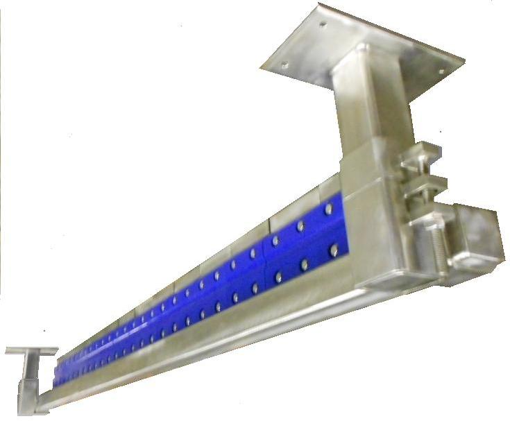 Food Grade Stainless Steel CBC Conveyor Belt Scraper